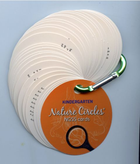 Nature Circles® NGSS Cards: Grade K