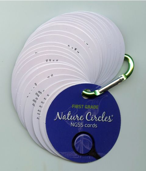 Nature Circles® NGSS Cards: Grade 1