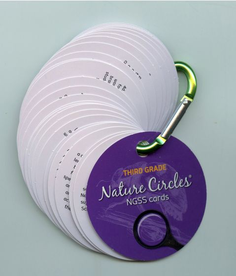Nature Circles® NGSS Cards: Grade 3