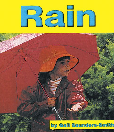 Weather: Rain (Early Childhood Education Series)