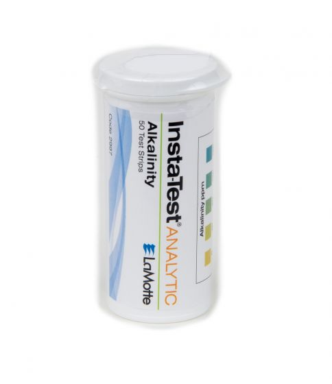 Instatest Water Test Strips: Alkalinity