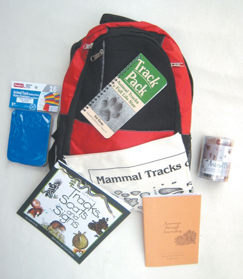 Get Outdoors!® Tracking Field Pack