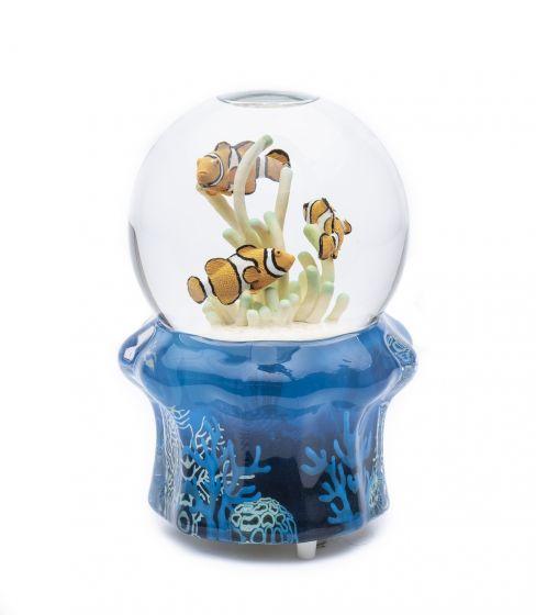 Clownfish Waterglobe