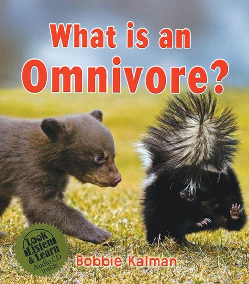 What Is An Omnivore: Look
