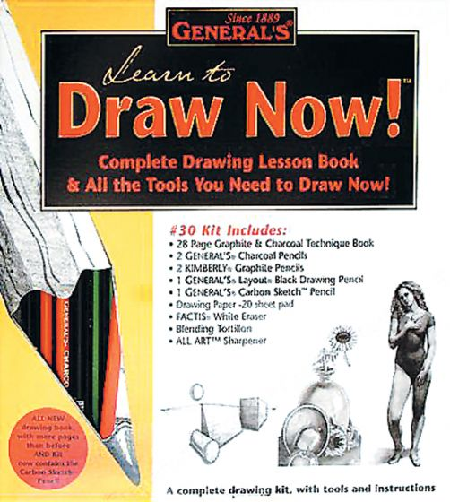 Learn To Draw Kit