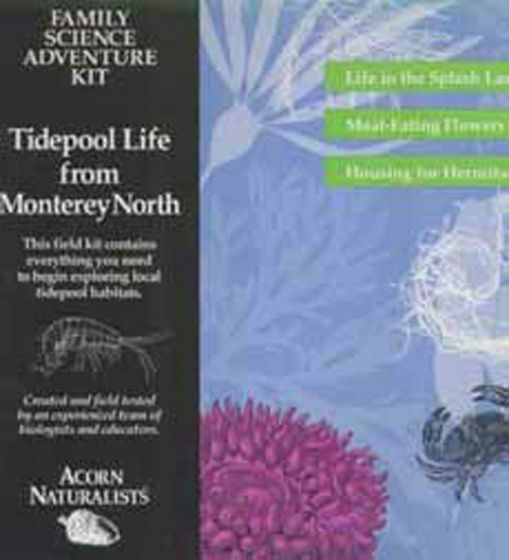 Tidepool Life Science Activity Kit (Monterey To Oregon)