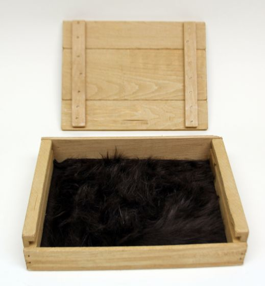 Bear (Black: Brown Phase) Kind Fur® (Boxed)
