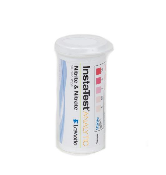 Instatest Water Test Strips: Nitrate/Nitrite