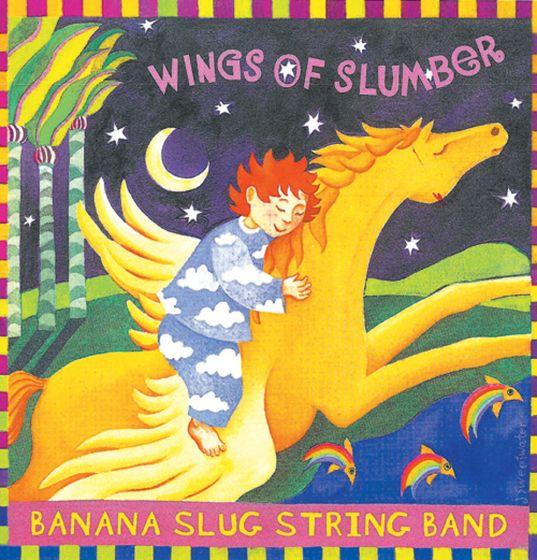 Wings Of Slumber (Cd)