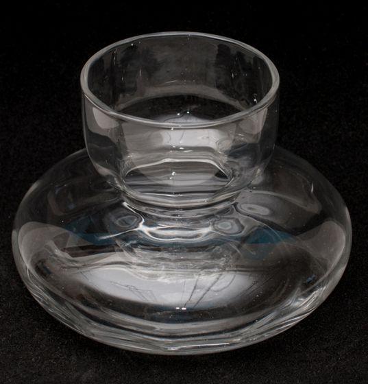 Glass Candle Holder (Medium).