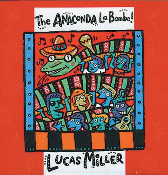 The Anaconda La Bamba! (Cd)