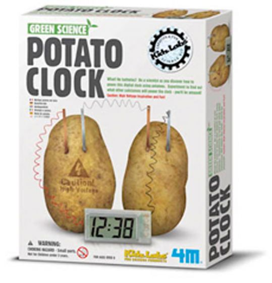 Potato Clock (Green Science Series)