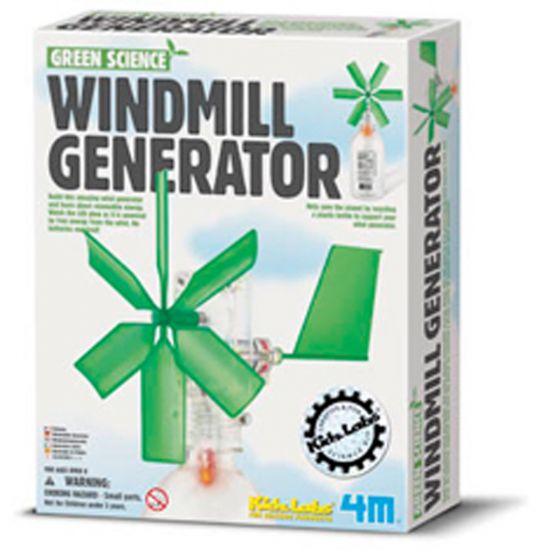 Windmill Generator (Green Science Series)
