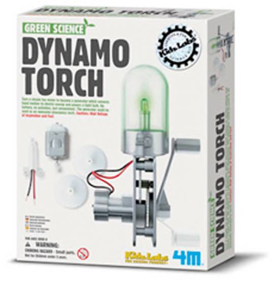Dynamo Torch (Green Science Series).