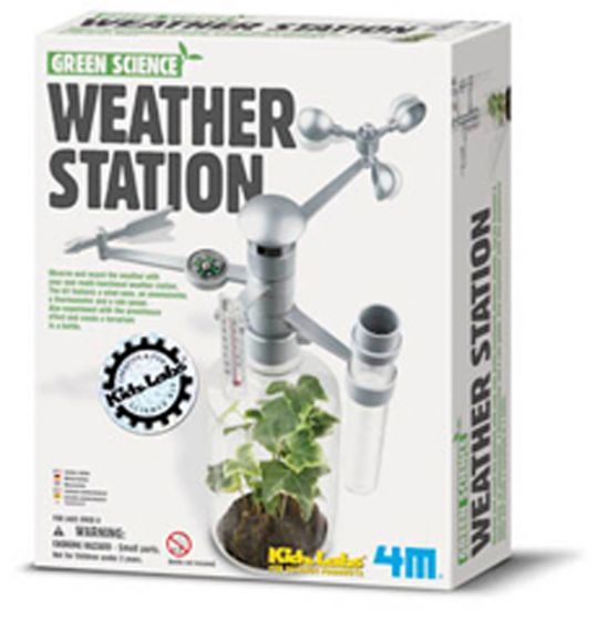 Weather Station (Green Science Series)