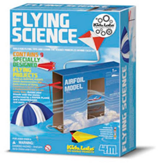 Flying Science.