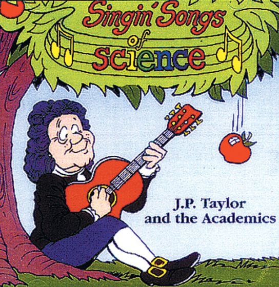 Singin' Songs Of Science (Cd)