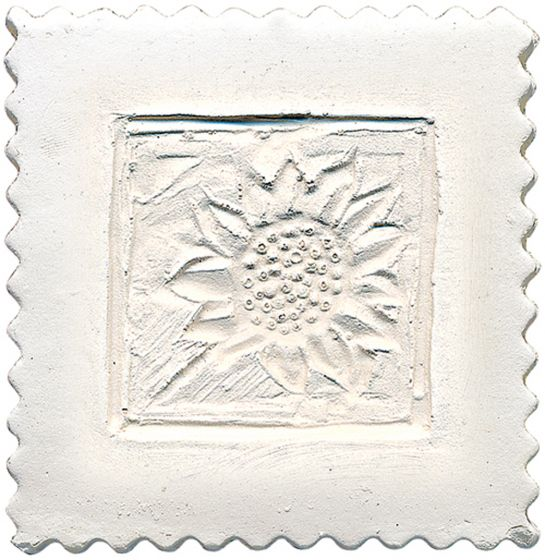 Casting Mold: Sunflower