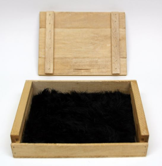 Bear (Black) Kind Fur® (Boxed)