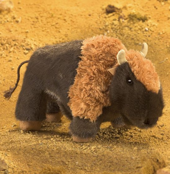 Bison (Small) Puppet