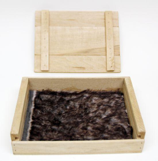 Rabbit (Cottontail) Kind Fur® (Boxed)
