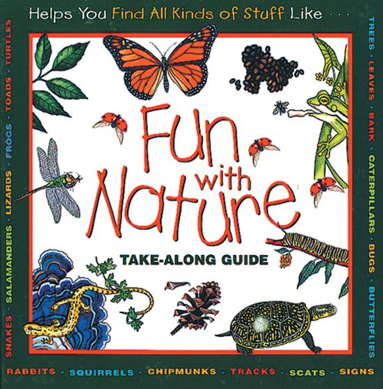 Fun With Nature Take-Along Guide.