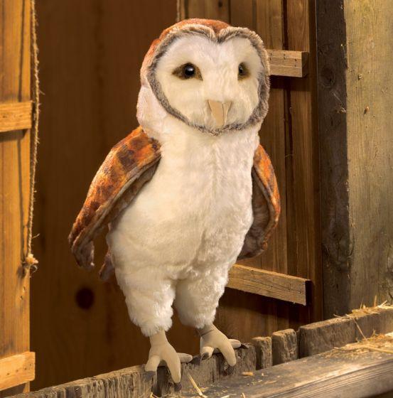 Owl (Barn) Puppet