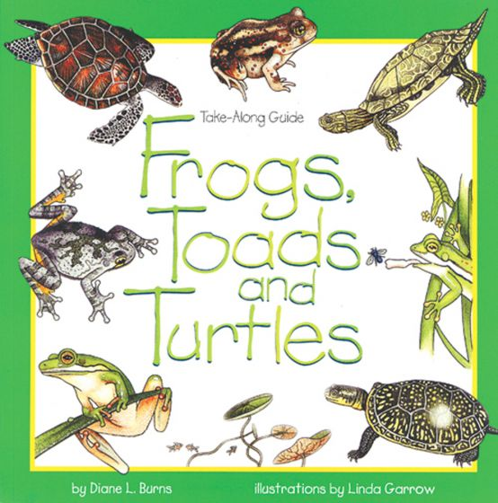Take-Along Guide To Frogs