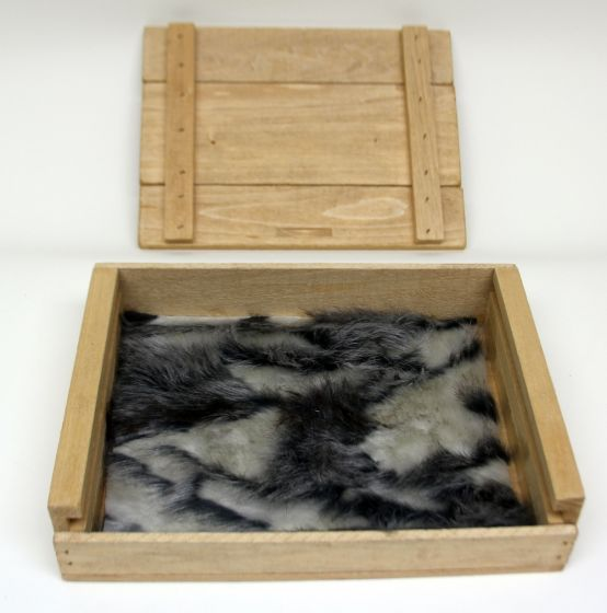 Hare (Arctic) Kind Fur® (Boxed)