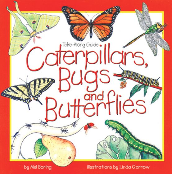Take-Along Guide To Caterpillars