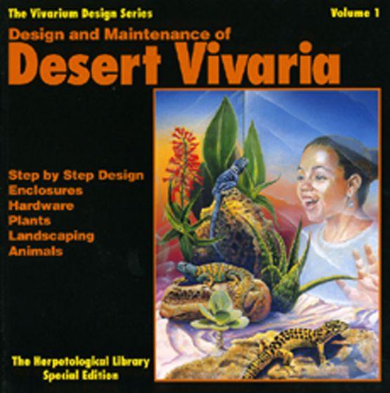 Design And Maintenance Of Desert Vivaria