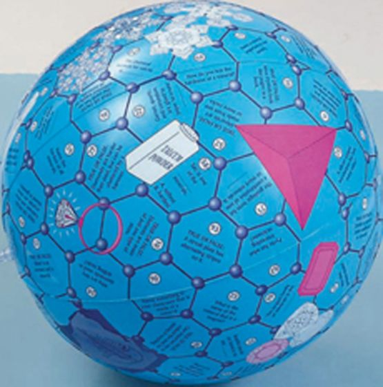 Mineral Instructional Play Ball