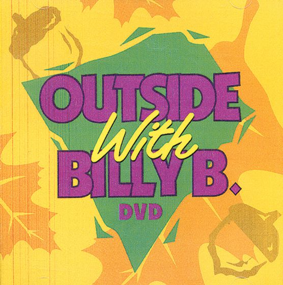 Outside With Billy B (Dvd)