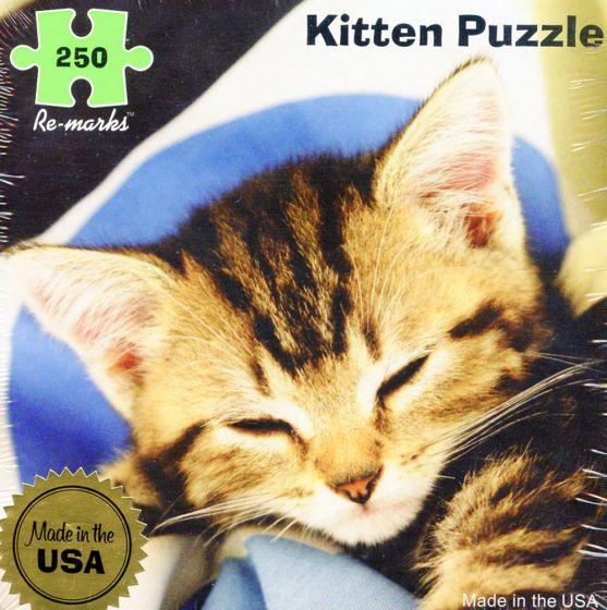 Kitten (250 Piece Puzzle)