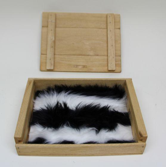 Skunk (Striped) Kind Fur® (Boxed)