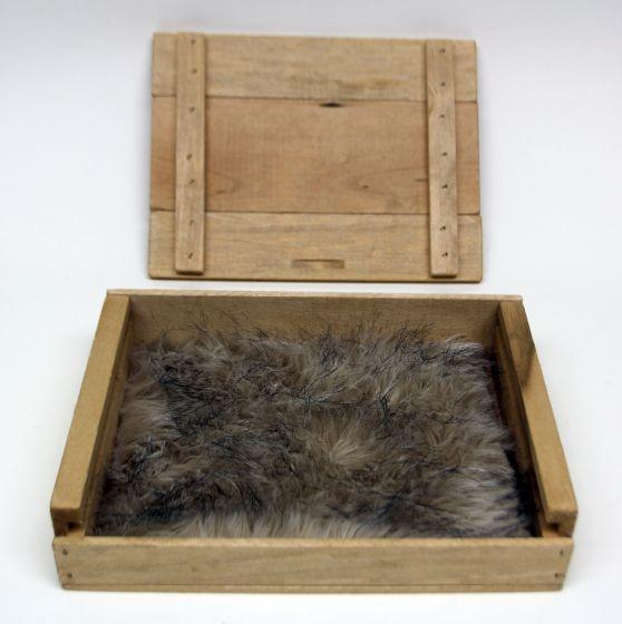 Bear (Black: Blond Phase) Kind Fur® (Boxed)