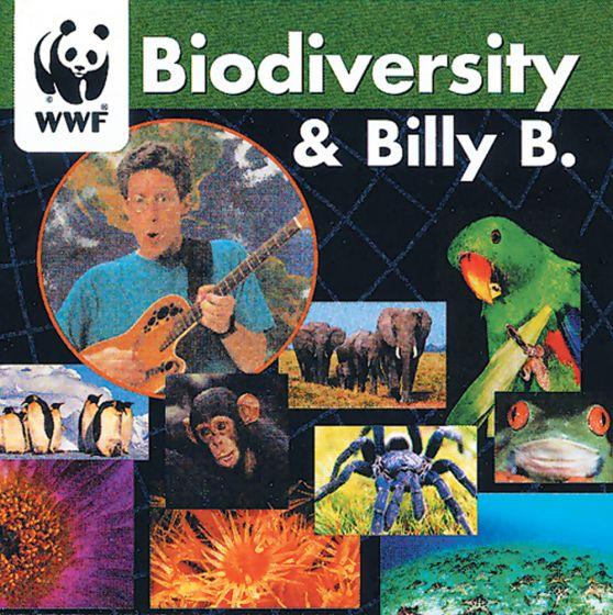 Biodiversity And Billy B (Cd)