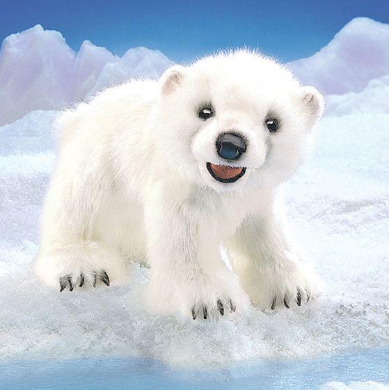 Bear Cub (Polar) Puppet