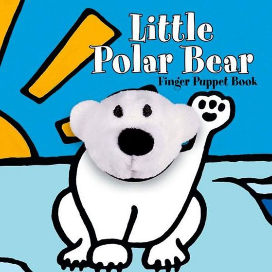Little Polar Bear (Finger Puppet Board Book)