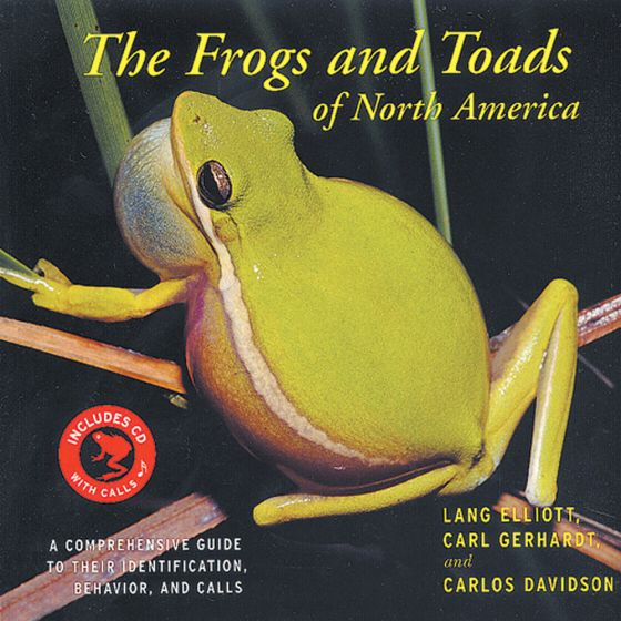 Frogs And Toads Of North America (The)