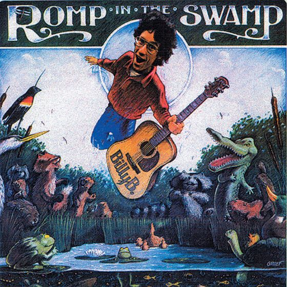 Romp In The Swamp (Cd)