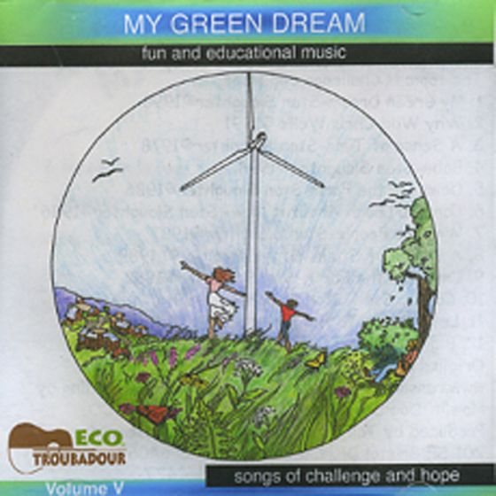 Green Dream (Cd)