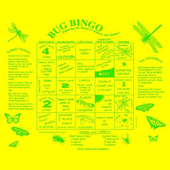 Bug Quest Scarf (Fundana® Bandana)