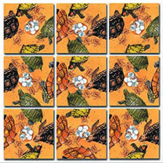 Turtles Scramble Squares