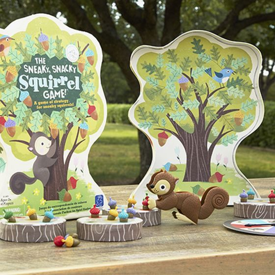 Sneaky, Snacky Squirrel Game (The)