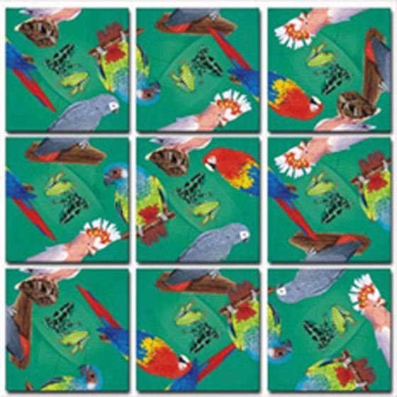 Parrots Scramble Squares