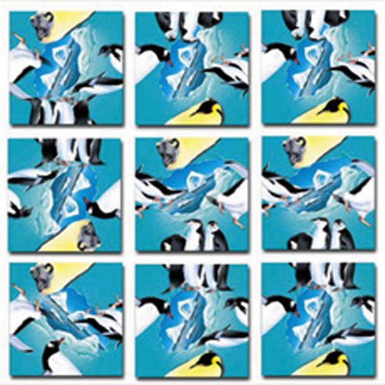 Penguins Scramble Squares