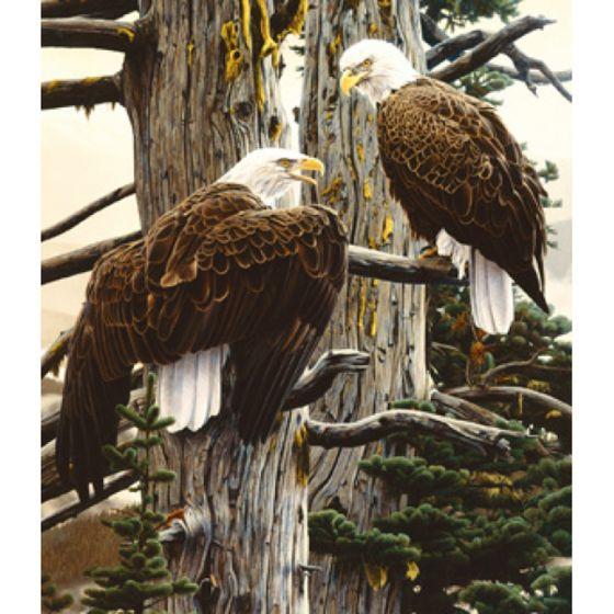 Nesting Call (550 Piece Puzzle)