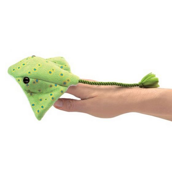 Ray Finger Puppet