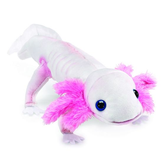 Axolotl (Salamander) Puppet